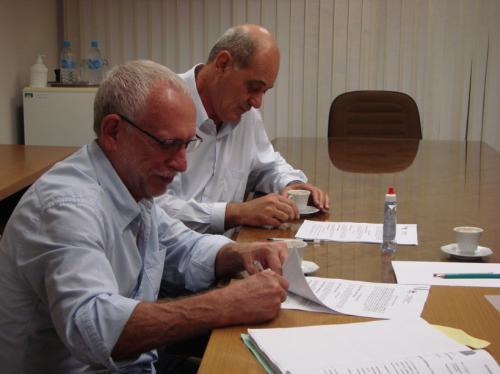 Assinatura Acordo 3