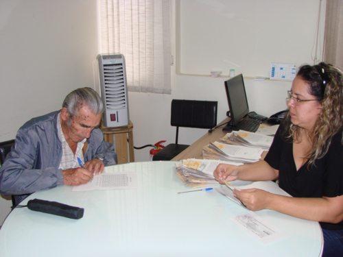 Entrega de mais uma parcela da indenização da Cooperativa Agrícola de Cotia - Maio de 2013