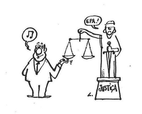 justiça - cega - injustiça