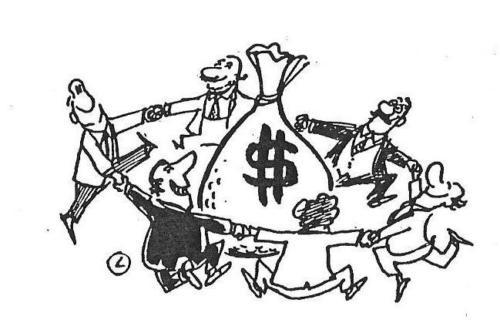 lucro - dinheiro - patrão