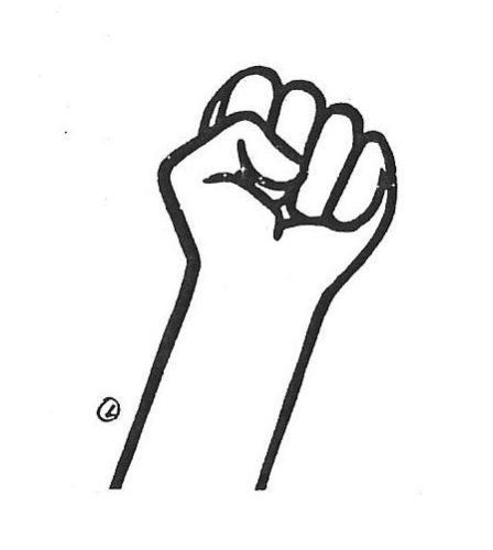 mão - luta