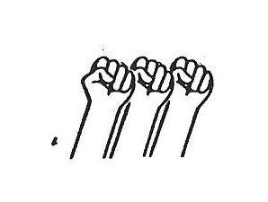 mãos - luta