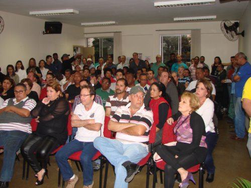 Assembleia para votação do Acordo Coletivo 2013/2014 - Julho de 2013