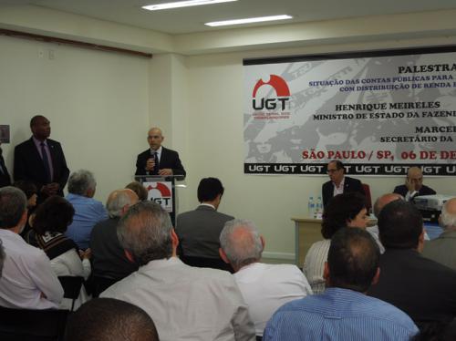 Evento UGT - Reforma da Previdência - 6 de dezembro de 2016