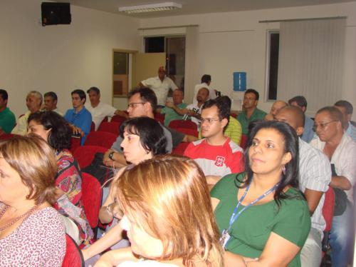 Assembleia de trabalhadores da Ceagesp - Abril de 2011