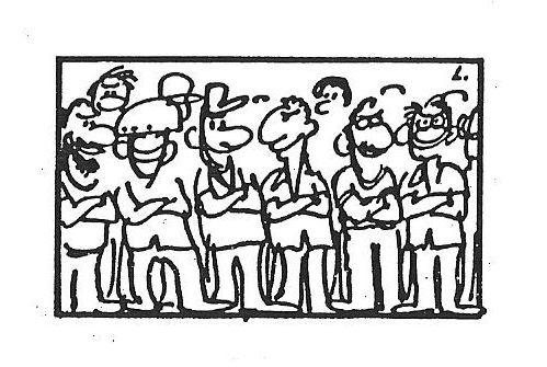 braços cruzados - paralização - greve