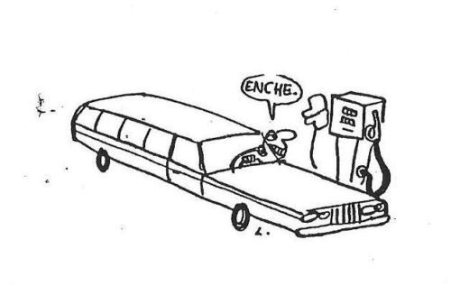 carraão - gasolina