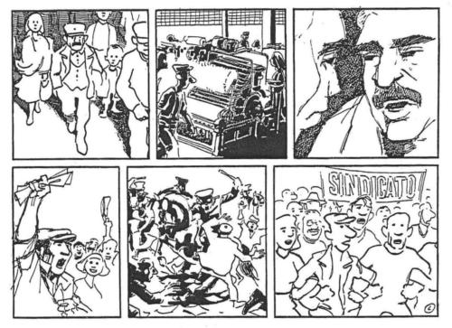 grve - sindicato - policia