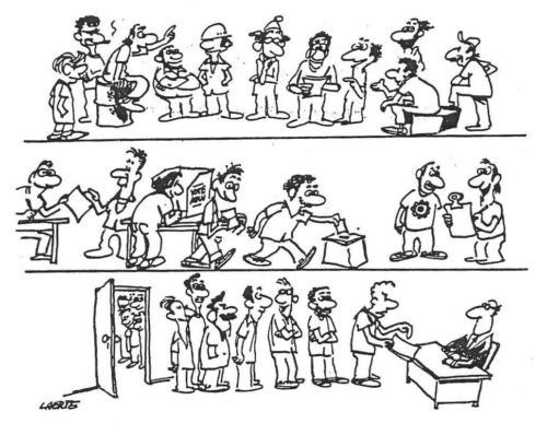 plenaria - eleição - cobrança dos direitos
