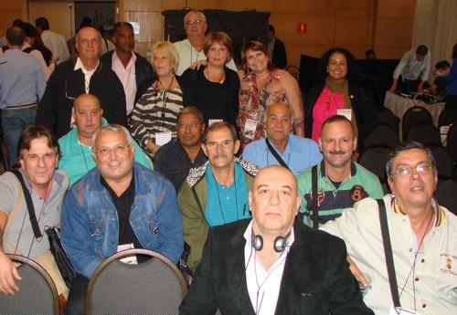 Seminário Internacional sobre Sindicalismo Contemporâneo - Abril 2014